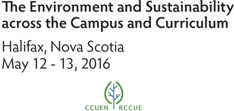 2016 Conference | Canadian College and University Environmental